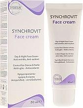 Парфюми, Парфюмерия, козметика Крем против стареене - Synchroline Synchrovit Face Cream