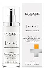 Парфюмерия и Козметика Възстановяващ серум за лице против петна - Symbiosis London Post-Blemish Retexturing & Repairing Serum