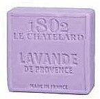 """Парфюмерия и Козметика Натурален сапун """"Лавандула от Прованс"""" без палмово масло - Le Chatelard 1802 Soap Provence Lavender"""