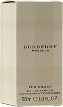 Парфюми, Парфюмерия, козметика Burberry Weekend for women - Парфюмна вода
