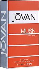 Парфюмерия и Козметика Jovan Musk for Men - Одеколон