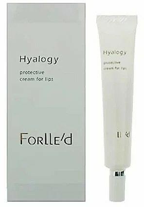 Крем за устни - Forlle'd Hyalogy Protective Cream For Lips — снимка N1