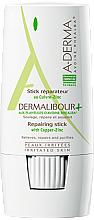 Парфюмерия и Козметика Регенериращ стик за раздразнена кожа - A-Derma Dermalibour+ Repairing Stick