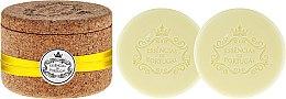 Парфюмерия и Козметика Натурален сапун - Essencias De Portugal Tradition Jewel-Keeper Lemon