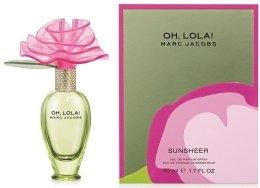 Парфюмерия и Козметика Marc Jacobs Oh Lola! Sunsheer - Парфюмна вода