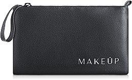 Парфюми, Парфюмерия, козметика Козметична черна чанта (21x12см) - MakeUp
