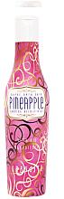Парфюми, Парфюмерия, козметика Мляко за солариум а интензивен тен с биокомпоненти - Oranjito Max. Effect Pineapple