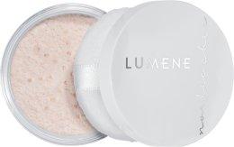 Парфюми, Парфюмерия, козметика Насипна пудра за лице - Lumene Nordic Chic Sheer Finish Loose Powder