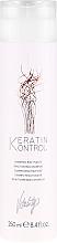 Парфюмерия и Козметика Възстановяващ шампоан за коса - Vitality's Keratin Kontrol Reactivating Shampoo