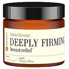Парфюми, Парфюмерия, козметика Стягащ гел за бюст - Phenome Native Serenity Deeply Firming Breast Relief