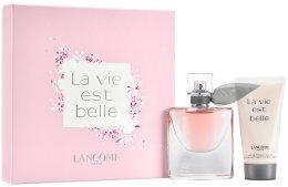 Парфюми, Парфюмерия, козметика Комплект - Lancome La Vie Est Belle (edp/30ml + b/l/50ml)