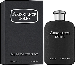 Arrogance Uomo - Тоалетна вода — снимка N2