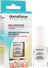 Парфюмерия и Козметика Противогъбична терапия за нокти - DermoFuture Course Of Treatment Against Nail Fungus
