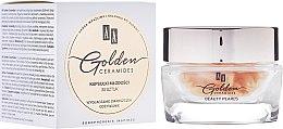 Парфюми, Парфюмерия, козметика Подмладяващи капсули за лице - AA Cosmetics Golden Ceramides Beauty pearls