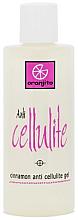 Парфюмерия и Козметика Антицелулитен гел с канела - Oranjito Anti-Cellulite Gel