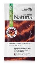Парфюми, Парфюмерия, козметика Оцветяващ шампоан за коса - Joanna Naturia Soft Color Shampoo