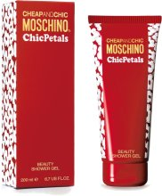 Парфюмерия и Козметика Moschino Cheap And Chic Chic Petals - Гел за душ