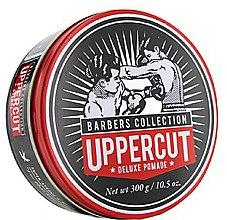 Парфюми, Парфюмерия, козметика Моделираща помада за коса със силна фиксация - Uppercut Deluxe Pomade Barber Tin