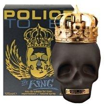 Парфюми, Парфюмерия, козметика Police To be the King - Тоалетна вода