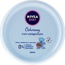 Парфюмерия и Козметика Нежен крем за лице и тяло - Nivea Baby Gentle Care Cream