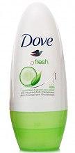 Парфюми, Парфюмерия, козметика Рол-он дезодорант - Dove Go Fresh Cucumber & Green Tea Deodorant 48H