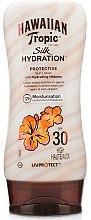 Парфюмерия и Козметика Хидратиращ слънцезащитен лосион за тяло - Hawaiian Tropic Silk Hydration Lotion SPF30