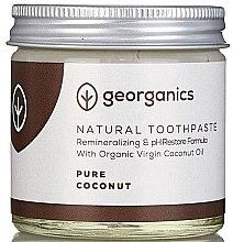 Парфюми, Парфюмерия, козметика Натурална паста за зъби - Georganics Pure Coconut Natural Toothpaste