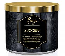 Парфюмерия и Козметика Парфюмна свещ с аромат на касис и ром - Kringle Candle Boujee Success