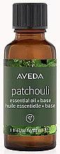 "Парфюмерия и Козметика Ароматно масло ""Пачули"" - Aveda Essential Oil + Base Patchouli"