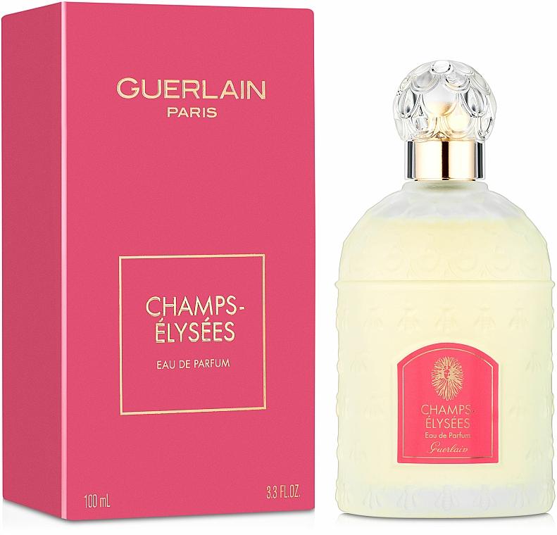Guerlain Champs-Elysees Eau de Parfum - Парфюмна вода — снимка N2