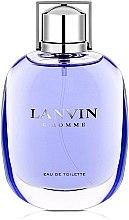 Парфюмерия и Козметика Lanvin L'Homme Lanvin - Тоалетна вода