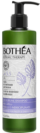 Шампоан за непокорна коса - Bothea Botanic Therapy Liss Sublime Shampoo pH 5.5 — снимка N1