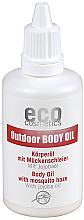 Парфюмерия и Козметика Масло против комари - Eco Cosmetics Outdoor Body Oil