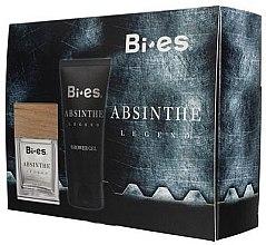 Парфюми, Парфюмерия, козметика Bi-Es Absinthe Legend - Комплект (тоал. вода/100ml + душ гел/150ml)