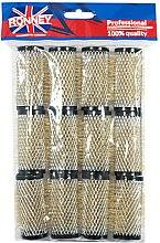 Парфюми, Парфюмерия, козметика Ролки за коса 28/63 мм, черни - Ronney Wire Curlers