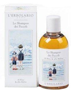Детски шампоан - L'erbolario Lo Shampoo dei Piccoli (мини) — снимка N1