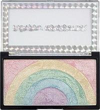 Парфюми, Парфюмерия, козметика Хайлайтър за лице - Makeup Revolution Rainbow Highlighter