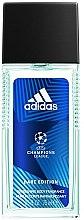 Парфюми, Парфюмерия, козметика Adidas UEFA Champions League Dare Edition - Дезодорант