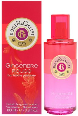 Roger & Gallet Gingembre Rouge - Ароматна вода — снимка N3