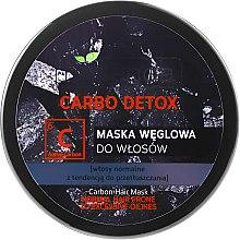 Парфюми, Парфюмерия, козметика Маска за коса с въглен - Bielenda Carbo Detox Charcoal Hair Mask