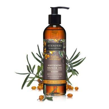 "Душ масло ""Облепиха"" - Stenders Seaberry Softening Shower Oil — снимка N2"