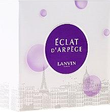 Парфюмерия и Козметика Lanvin Eclat D`Arpege - Комплект (парф. вода/50ml + лосион за тяло/100ml)