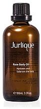 Парфюмерия и Козметика Розово масло за тяло - Jurlique Rose Body Oil