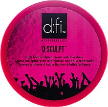 Парфюми, Парфюмерия, козметика Крем восък за коса - D:fi d:sculpt High Hold Low Shine Hair Sculptor