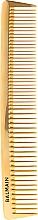 Парфюмерия и Козметика Професионален позлатен гребен за подстригване - Balmain Paris Hair Couture Golden Cutting Comb