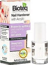 Парфюмерия и Козметика Заздравител за нокти с акрил - Bioteq Nail Hardener With Acrylic
