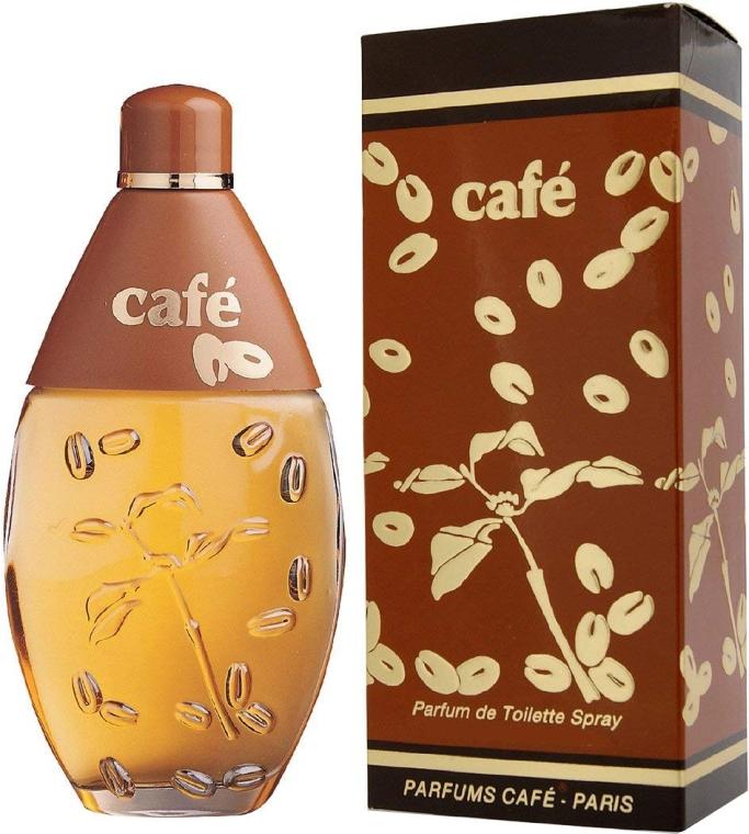 Cafe Parfums Cafe - Тоалетна вода