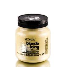 Парфюмерия и Козметика Крем-балсам за коса - Redken Blonde Idol Blonde Icing