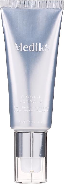 Нощен серум за лице с ретинал 0,06% - Medik8 Retinal Crystal