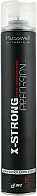 Парфюмерия и Козметика Лак за коса с гъвкава фиксация - Kosswell Professional Dfine X-Strong Precission